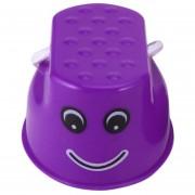 EH Niños Niños Diversión Al Aire Libre Paseo Stilt Jump Smile Face Balance Training Toy