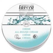 Lavera Crema nutritva All-Round Cream Basis Sensitiv (25ml.)