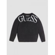 Guess Sweater Logoprint Voorkant