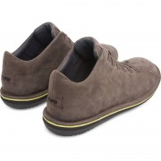 Camper Beetle, Casual shoes Men, Brown gray , Size 9 (UK), 36678-064