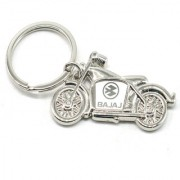 Faynci High Quality Bajaj Bike Metal Locking Key chain for Biker/Fashion Lover/Friendship Gift