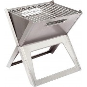 Bo-Camp Barbecue - Notebook Compact - Houtskool - Rvs