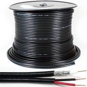 Koaks Combo kabel RG59+POWER 2x0,75