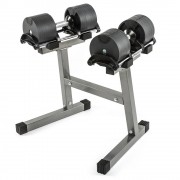 Flexbell Vorteilspaket! Flexbell® Kompakthanteln 2 - 32 kg mit Flexbell® Hantelständer