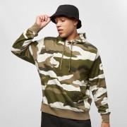 Nike Club Hoodie - Camo - Size: Large; male