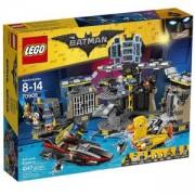 Конструктор ЛЕГО Батман - Взлом в пещерата на прилепа - LEGO Batman Movie, 70909