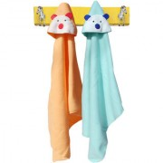 My NewBorn All Seasons Use-Premium Quality-2 in 1 Baby Wrappers cum blankets cum (0-6 months)-Pack of 2