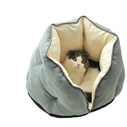 5-Color Soft Surround Pet Bed Cat Kennel Warm Sleeping Bag