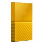"""HDD External 2.5"""" My Passport 4TB Yellow"""