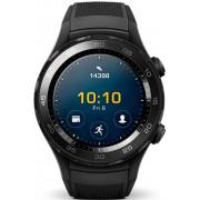 "Smartwatch Huawei Watch W2, Procesor 1.1GHz, Amoled 1.2"", 768MB RAM, 4GB Flash, Bluetooth, 4G (Negru)"