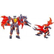 Construct-A-Bots Predacons Rising Predaking Buildable Action Figure-Transformers