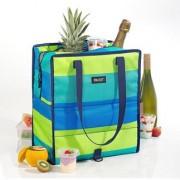 Packit Kühltasche PACKiT®, Grün/Blau