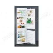 WHIRLPOOL Réfrigérateur congélateur encastrable ART6614A+SF