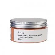 Masca faciala cu pudra de acerola & mimoza (ten matur) - 250 ml