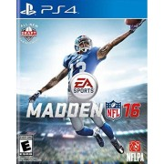 Electronic Arts Madden NFL 16: Standard Edition PlayStation 4