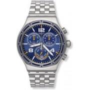 Swatch blue7299 Swatch YVS430G Watch - For Men