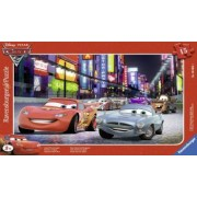 PUZZLE CARS 15 PIESE Ravensburger