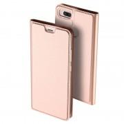 Capa Flip Dux Ducis Skin Pro para Xiaomi Mi A1 - Cor-de-Rosa Dourado
