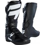 Shift WHIT3 Motocross Boots Black 47 48
