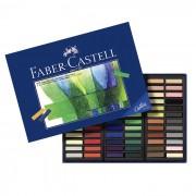 Creioane coloratePastel Soft Mini 72 culori Faber-Castell