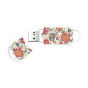 Memorie USB Integral Xpression Floral 8GB USB 2.0 White