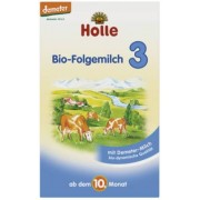 Holle baby food AG HOLLE Bio Säuglings Folgemilch 3 600 g