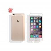 Antideslumbrante Back + Protector De La Pantalla Frontal Para IPhone 6 Plus Y 6S Plus ( Coreano Material )