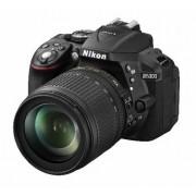 Nikon D5300 kit 18-105, crna, 24.1Mpx, AF-S DX NIKKOR 18-105mm f/3.5-5.6G ED VR, 24mj