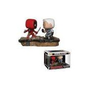 Funko Pop Marvel: Deadpool-deadpool Vs Cable #318
