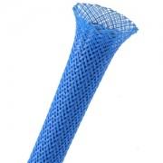 Sleeving Techflex Flexo PET Sleeve 3mm, neon blue, lungime 1m