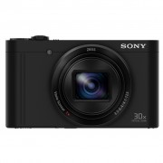 Sony CyberShot DSC-WX500 zwart