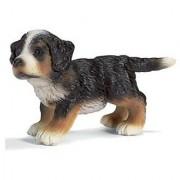 Schleich Bernese Mountain Puppy Dog