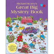 Richard Scarry's Great Big Mystery Book, Paperback