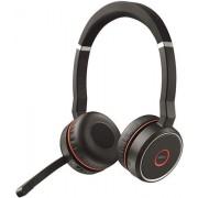 Jabra Evolve 75 Stereo Wireless Bluetooth Headset, B