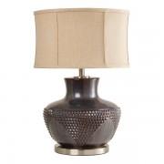 Oak Furnitureland Lamps - Anzio Lamp - Oak Furnitureland