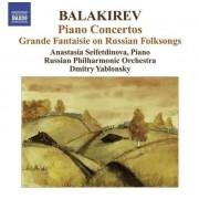 A. Balakirev - Piano Concertos (0747313039678) (1 CD)