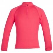 Icebreaker - Kids 260 Tech L/S Half Zip - Sous-vêtement mérinos taille 02;04;05;06;08;10;12;14;2;6;8, bleu/violet;noir