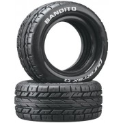 Duratrax Bandito Front 4WD C3 Buggy Tire (2-Piece) (1/10 Scale)