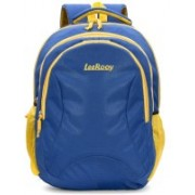 LeeRooy It is basically designed for 15.6 inch and smaller size laptops 23 L Laptop Backpack(Blue)