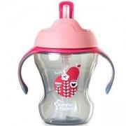 Детска неразливаща се чаша със сламка, 230 мл., 2 налични цвята, Tommee Tippee, 263113