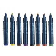 MARKER PERMANENT SCHNEIDER MAXX 133, varf tesit 1-5 mm albastru