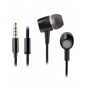 HEADPHONES, A4 MK-730, Microphone, Metallic