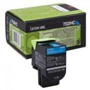 Тонер касета за Lexmark for CS310dn/CS310n/CS410dn/CS410dtn/CS410n/CS510de/CS510dte - 1 000 pages Cyan - 70C20C0