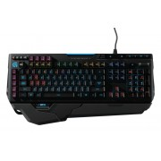 KBD, Logitech G910 Orion Spark, RGB, Gaming, Orion Spark, RGB, Romer-G switch, USB