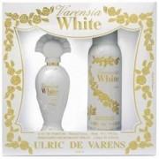 Ulric De Varens Cofanetto Varensia White - Eau de Parfum 50 ml + Deo Vapo 125 ml