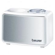 Umidificator cu ultrasunete portabil Beurer LB12, 12 W, 80 ml/h, 20 m2, Alb