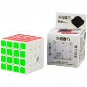Cubo Magico Rompecabezas Yongjun Yusu 4x4x4-Blanco