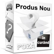 """Cauciuc poliuretanic 10x2.5"""" pentru trotineta ZERO 10X (Negru)"""