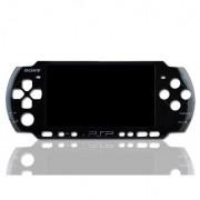 Third Party Façade Originale PSP 3000 0583215011097 Silver