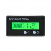 LCD Admin Akumulator 6-60V DC ukazovateľ napätia